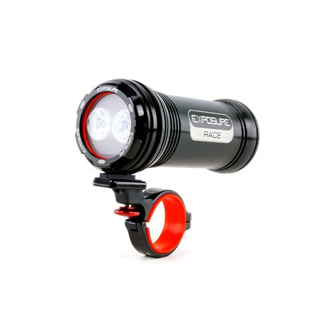 Exposure Lights by Exposure Lights Race Mk9 Cycle Front Light Triton Cycles