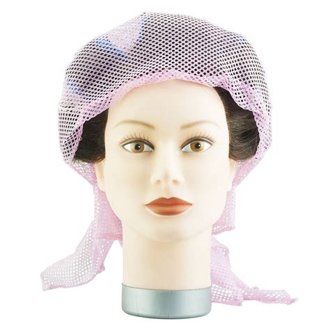 hairnets for perm roller set hair net short hairstyle 2013