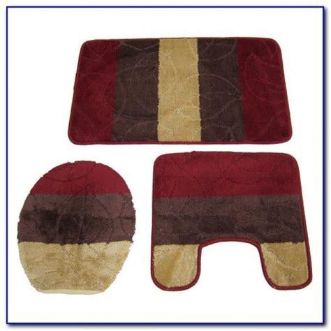 burgundy bathroom rugs plush burgundy bathroom rugs download page home design