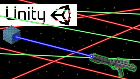 unity tutorial laser unity laser gun tutorial youtube