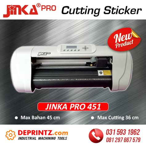 Mesin Cutting Sticker Jinka Pro 2 721 printing sticker murah malaysia kamos sticker