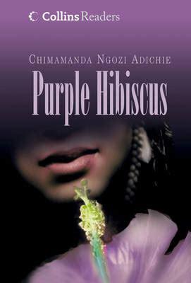 purple hibiscus  chimamanda ngozi adichie waterstones