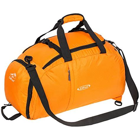 sports bags with shoe compartment g4free 3 way travel duffel backpack luggage sports bag