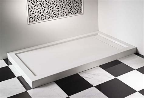 Corian Pans shower floor pan in corian useful reviews of shower stalls enclosure bathtubs and other