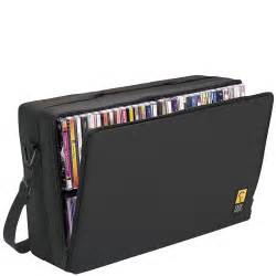 80 Bookcase Case Logic Nylon Cd Carrying Case 60 Capacity Ebags Com