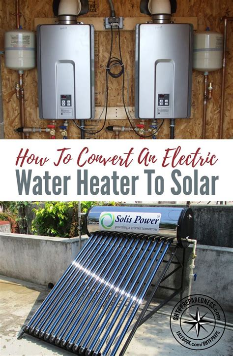 convert home to solar best 25 solar water heater ideas on diy solar