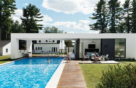 modern pool house residential design inspiration modern pool canopy