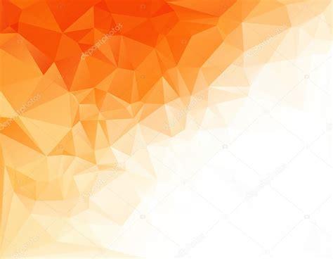 orange black polygonal mosaic background vector orange white light polygonal mosaic background vector
