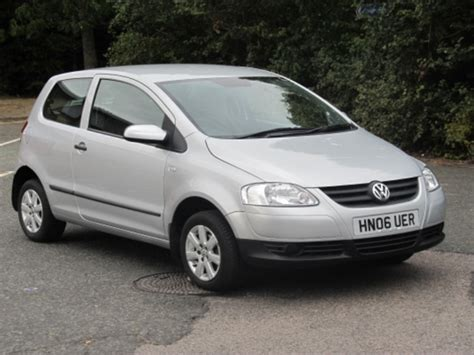volkswagen fox 2006 used volkswagen fox 2006 silver colour unleaded for sale