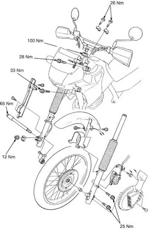 Motorrad Gabel Standrohr Richten by Gabel 252 Berpr 252 Fen Richten