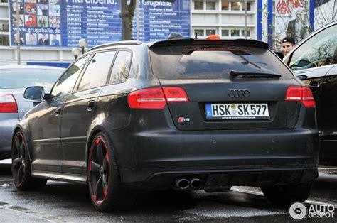 Audi Rs3 2000 by Audi Rs3 Sportback 19 January 2013 Autogespot