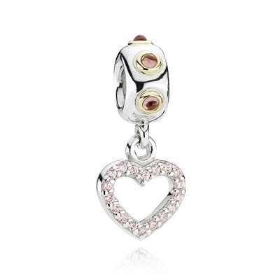 valentines pandora charms pendant charm 790590rhl charms pandora