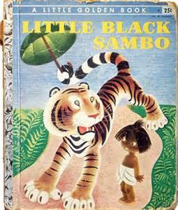 Little golden books little black sambo book no 57