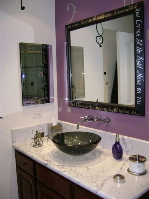 girl bathroom decorating ideas the purple girls and quotes on pinterest