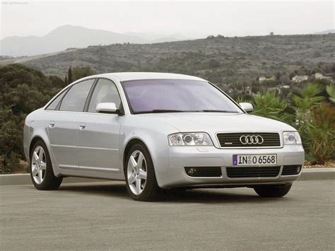 Audi A6 2002 by Audi A6 2002 Picture 01 1600x1200