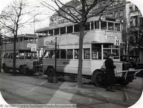 Bahnhof Zoologischer Garten Berlin Fahrplan by Aboag Linienverkehr Ab 1919 Die Buslinien Der Berliner