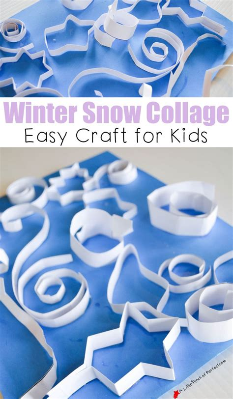 Winter Paper Crafts For - 469 best images about snow adorable winter crafts on