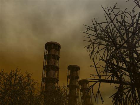 era nuclear chernobyl countryside