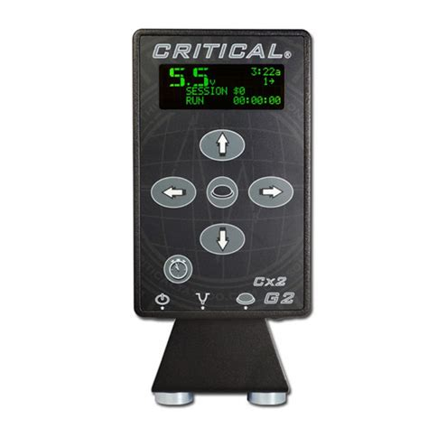 critical tattoo power supply critical cx 2 g2 power supply