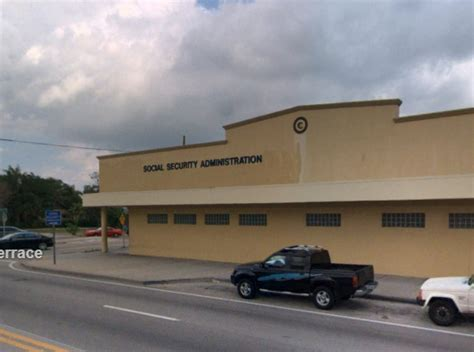 Social Security Office Dade City by Miami Fl Social Security Administration Office Biscayne