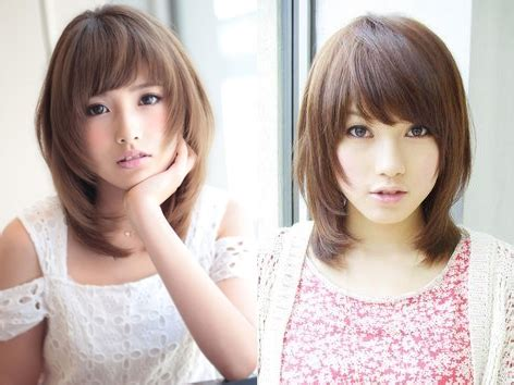 Model Rambut Yang Lagi Ngetren 9 gaya rambut wanita jepang yang lagi ngetren bak idol grup