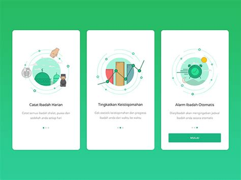 screen layout design exles 40 mobile apps onboarding designs for your inspiration