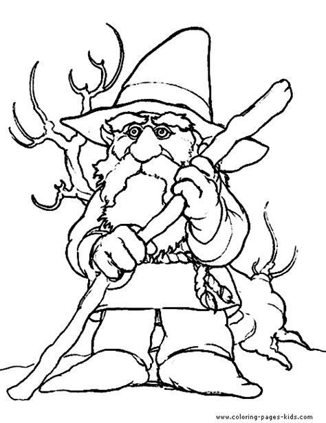 coloring page garden gnome garden gnome coloring pages