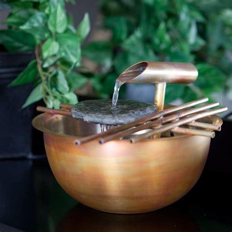 ideas beautiful tabletop water fountains  desk