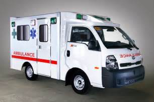 Kia Ambulance Kia K2700 Offers New Styles For Business Needs