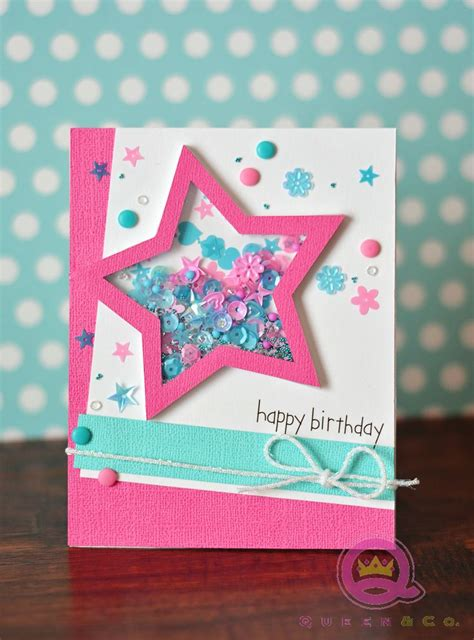 Handmade Cards Stin Up - best 20 shaker cards ideas on scrapbook cards