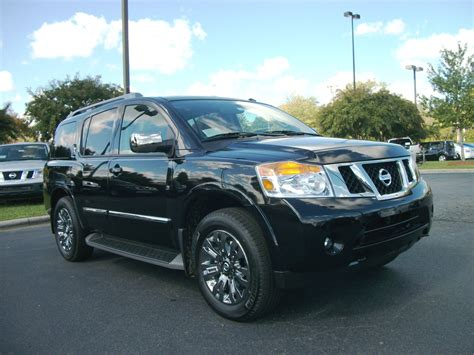 black nissan armada 2015 nissan armada black 200 interior and exterior images