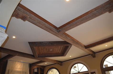 rustic ceiling beams made rustic beams and ceiling diamonds by weck design