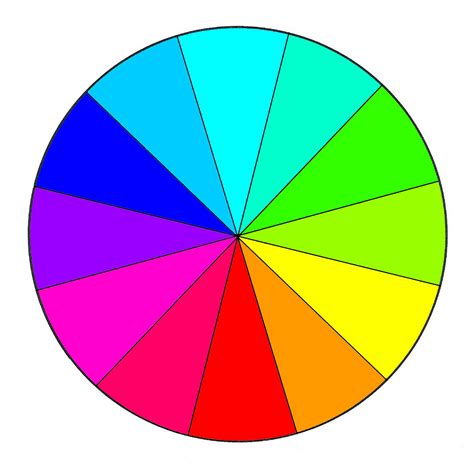 color wheel basics weallsew