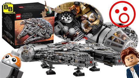 Cetakan Es Batu Model Wars Millennium Falcon our thoughts on the lego wars ucs 75192 millennium falcon