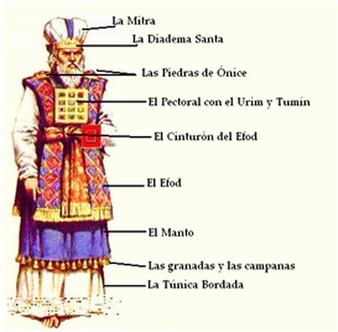 las vestiduras del sumo sacerdote de israel el sacerdocio mi sitio