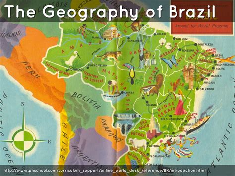 5 themes of geography rio de janeiro chapter 6 section 1 brazil geography shapes a nation