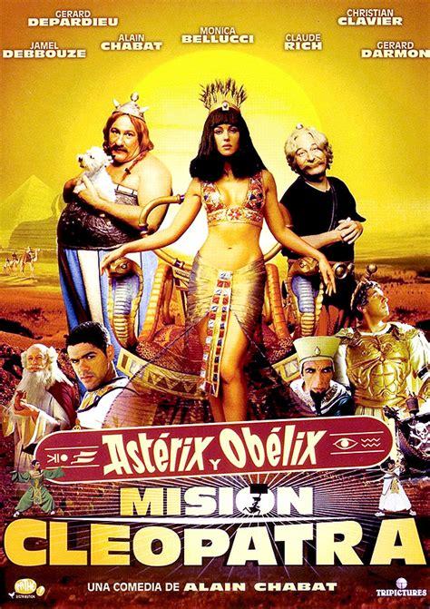 astrix y cleopatra ast 233 rix y ob 233 lix misi 243 n cleopatra pel 237 cula 2001 sensacine com