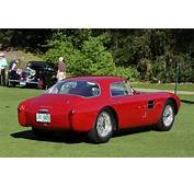 1954 Maserati A6GCS/53 Berlinetta Gallery