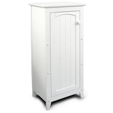 white kitchen storage cabinet catskill white all purpose kitchen storage cabinet