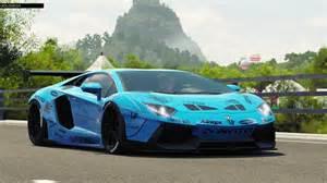 Lamborghini Aventador Forza Horizon Forza Horizon 3 Lamborghini Aventador Lb Works