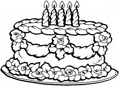 big happy birthday coloring page for point 432420