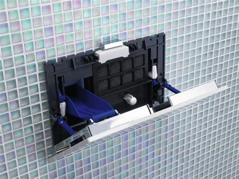 Toilet Reservoir Achter Muur by Geberit Duofresh Inbouwreservoir Toilet Product In Beeld