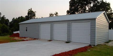 Metal Garage Buildings Metal Garage Prices Steel Garages Price Quote Quotes