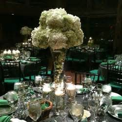 Martini Flower Vases 25 Striking Tall Wedding Centerpieces Creativefan