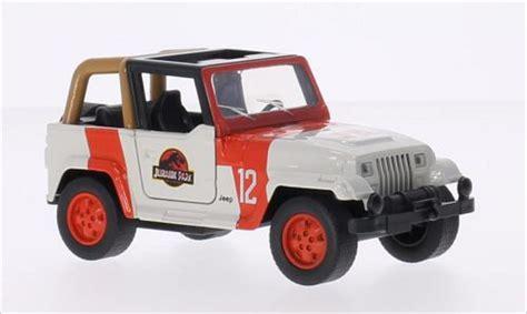 Miniatur Jeep Wrangler Unlimited Skala 64 jeep wrangler jurassic park toys diecast model car 1