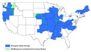 us cellular data map u s cellular and verizon swapping spectrum licenses the