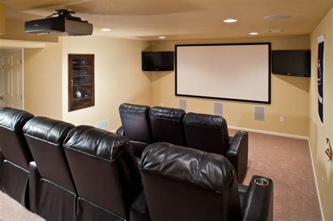 media room  home theater highcraft