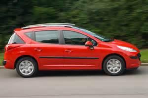 Renault Clio Sw Vergleichstest Peugeot 207 Sw Vs Renault Clio Grandtour
