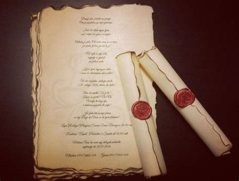wedding invitations scrolls melbourne 25 best ideas about wedding program sles on
