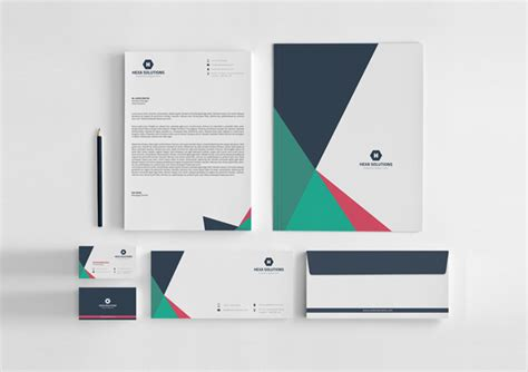 business card letterhead design inspiration 10 business letterhead design tips with killer brand